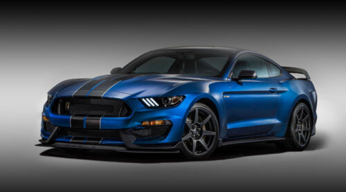 2016 FORD MUSTANG SHELBY GT350R COBRA CAR POSTER PRINT 20x36 HI RES 9MIL PAPER