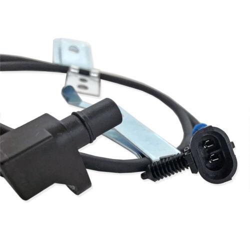 2Pcs Front Left /& Right ABS Wheel Speed Sensor For Chevrolet K1500 K2500 K3500