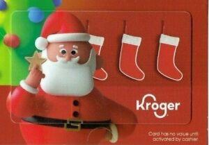 Kroger-Gift-Card-Christmas-Santa-Grocery-Food-Store-No-Value-I-Combine