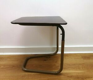 Vintage-Mid-Century-Staples-Ladderax-Table-Desk-Cantilever-Industrial-1960-039-s