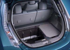 Genuine Nissan Leaf W O Cargo Net 2011 2013 Cargo