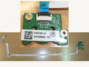 Carte-Fille-Module-Bouton-3WZY6W80000-C3B-Nappe-emachines-G620-series-ZY5D