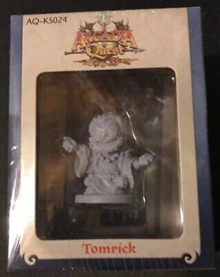 Arcadia Quest Inferno Kickstarter Exclusive Hero Tomrick