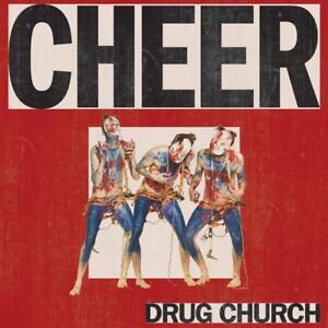 DRUG-CHURCH-CHEER-SEA-BLUE-VINYL-VINYL-LP-NEW