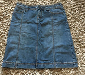 CAbi-Denim-Blue-Jean-Straight-Skirt-4-Cotton-Spandex-Stretch