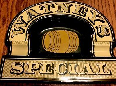 Vintage English Pub Ash Tray Watneys Special Wade Made In England