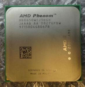 AMD-Phenom-x-3-8650-HD8650WCJ3BGH-2-3GHz-Prise-AM2-AM2-Triple-core-processeur