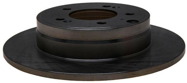 Disc Brake Rotor-Coated Rear ACDelco Advantage 18A2820AC