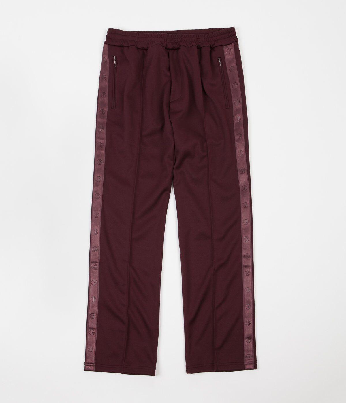 Polar X Très Bien Athlete Trousers, Wine, L