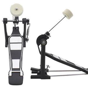 Kick Bass Drum Pedal Single Chain Drive Foot Pedal