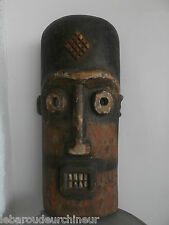 masque africain Pende. Congo african art art primitif premier prima afrikanische