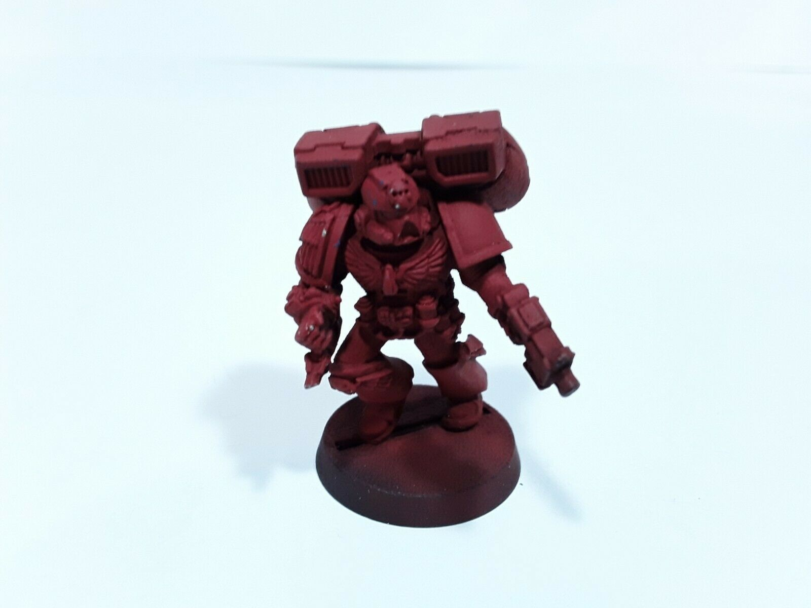 Warhammer Space Marine Blood Angels Sanguinary Priest New