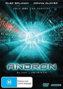 Andron-Black-Labyrinth-DVD-2015-Michelle-Ryan-Alec-Baldwin-Danny-Glover