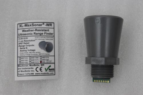 XL MaxSonar WR Weather Resistant Ultrasonic Range Finder MB7139 NEU