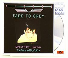 Maxi CD - Visage - Fade To Grey - A4120