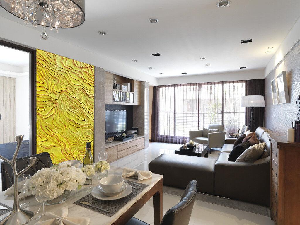 3D Goldene Textur 743 Tapete Wandgemälde Tapete Tapeten Bild Familie DE Lemon