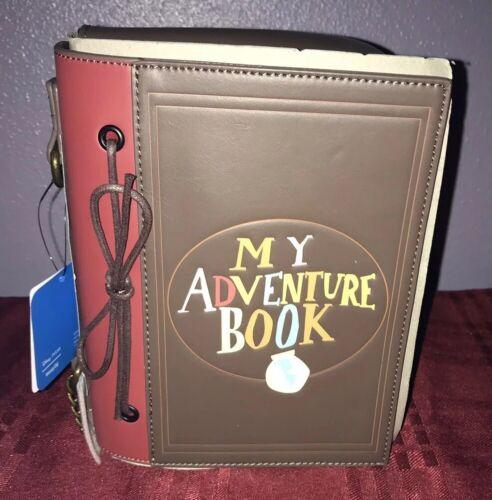 Loungefly UP My Adventure Book Crossbody Disney 2019 *D23 Expo Exclusive*