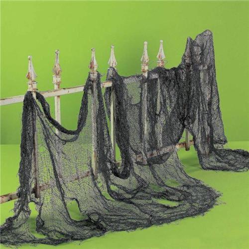halloween de décor gothique groupe tissu porte maison accessoires de décoration