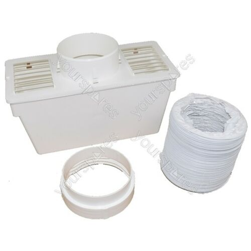 Tumble Dryer Condenser Vent Kit Box with Pantalon for BEKO and Amica