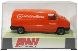 VW Bus T4 Modell - AMW / AWM 1:87 H0 - Gebrüder Weiss - NEU
