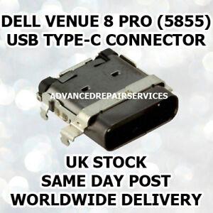 DELL Venue 8 PRO 5855 NUOVO USB Type-C PORTA DI RICARICA CONNETTORE PRESA DC JACK T03D