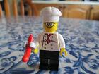 brand new train station chef, lego city 60050.