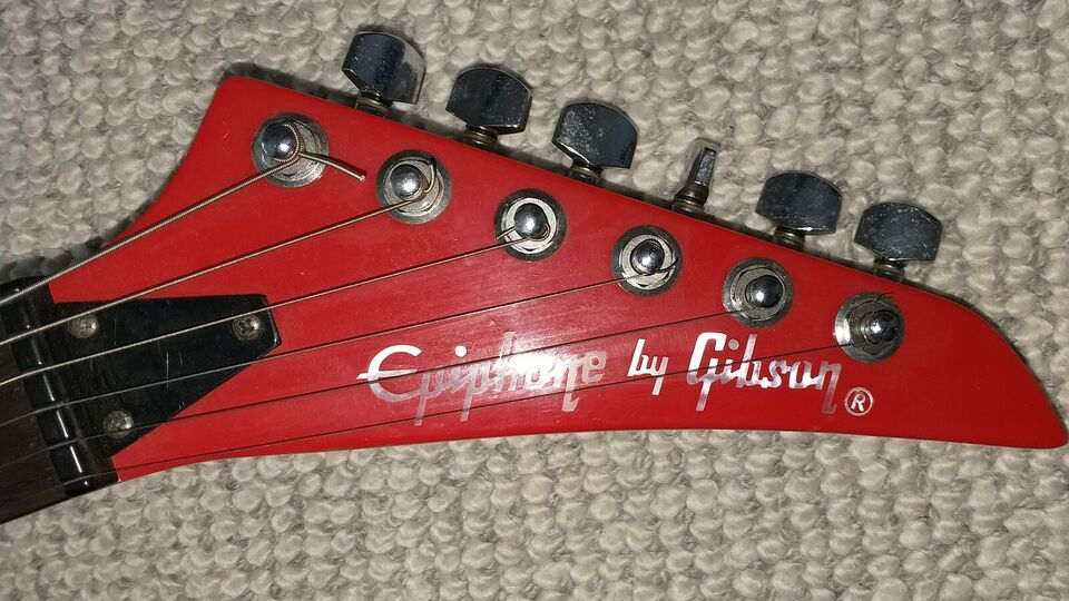 Elguitar, Epiphone by Gibson