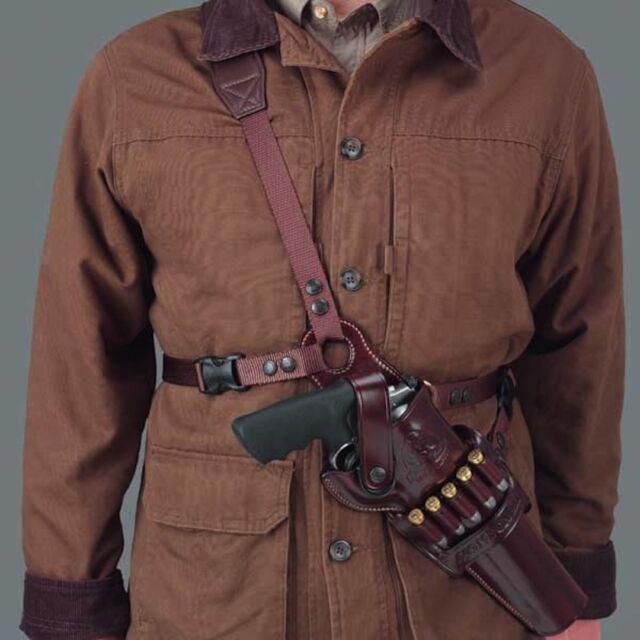 Galco Kodiak Shoulder Holster, Right Hand S&W N Frame.44, Ruger 7 1/2
