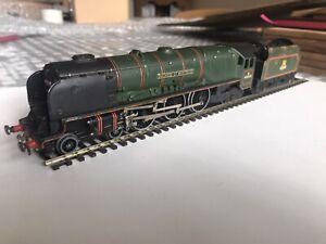 Hornby Dublo 3 rail 'Duchess of Montrose' (46232) 4-6-2 Steam Loco & tender BR