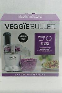 Veggie-Bullet-Custom-Fit-Bowl-and-Fitted-Lid-Nutri-Bullet-amp-Magic-Bullet-NEW