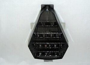 Image Is Loading LED Rear Tailgate Light Black Yamaha YZF R6