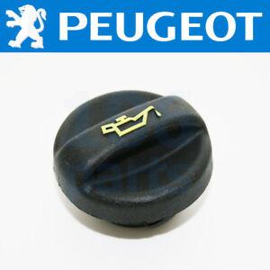 NEUF origine PEUGEOT bouchon de remplissage d/'huile pour Peugeot 207 58 mm