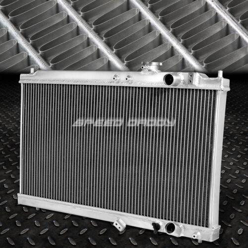 FOR 94-01 ACURA INTEGRA GS RS DB GSR DC2 MT 2-ROW FULL ALUMINUM RACING RADIATOR