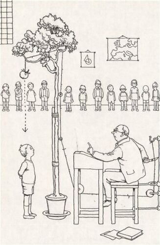 The Soundness of Newton/'s Laws Domestic 1973 old print HEATH ROBINSON