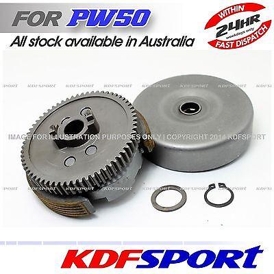 KDF AUTOMATIC ONEWAY CLUTCH AUTO BASKET PW 50 ENGINE FOR YAMAHA PY50 PW50 PEEWEE
