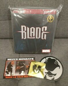 Mezco Blade MDX Exclusive One:12 Figure Marvel Ready to Ship!