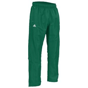 93aaacbd3 Adidas WOMENS WOVEN W/U PANT FOREST GREEN Track Pants Bottoms L ...