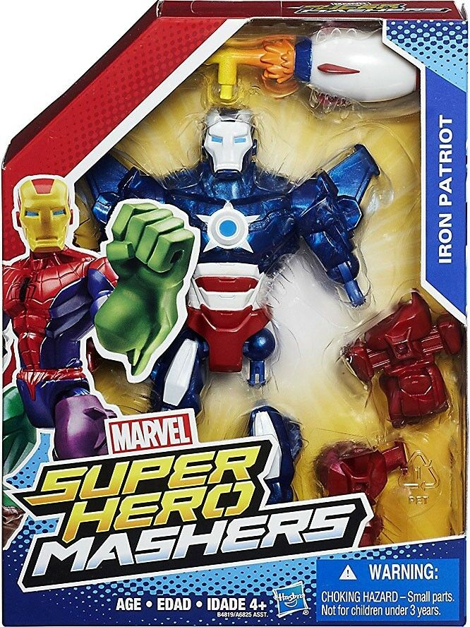 Marvel - superhelden - casanovas gab 's zur zeit der iron patriot action - figur