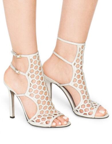Sandalen 5 Neu Skandal 40 Stiefel Patent Tamara Mellon 38 Creme rPzwPRH