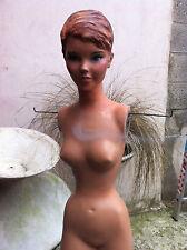 mannequin siegel ancien 50 60 publicitaire
