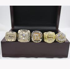 Los Angeles Lakers Championship Ring Set