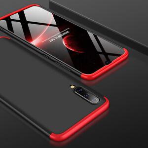 Luxe-Hybrid-360-de-protection-complet-Hard-Case-Cover-Pour-Samsung-Galaxy-A30-A50