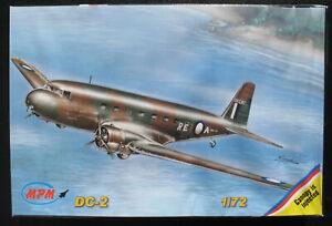 MPM-72091-Douglas-DC-2-1-72-Flugzeug-Modellbausatz-Airplane-Model-KIT