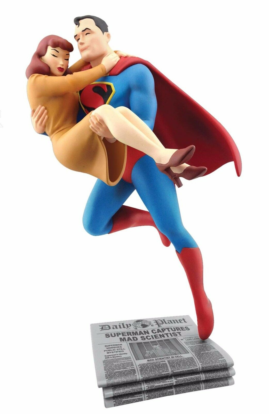 Fleischer superman lois lane statue retten