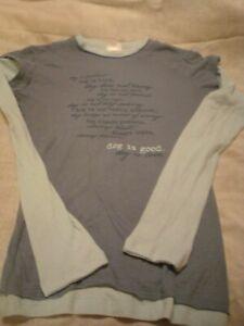 Woman-039-s-Dog-Is-Good-T-shirt-Size-Medium-NWOT