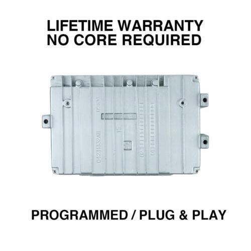 Engine Computer Programmed Plug/&Play 1996 Jeep Cherokee 2.5L PCM ECM ECU