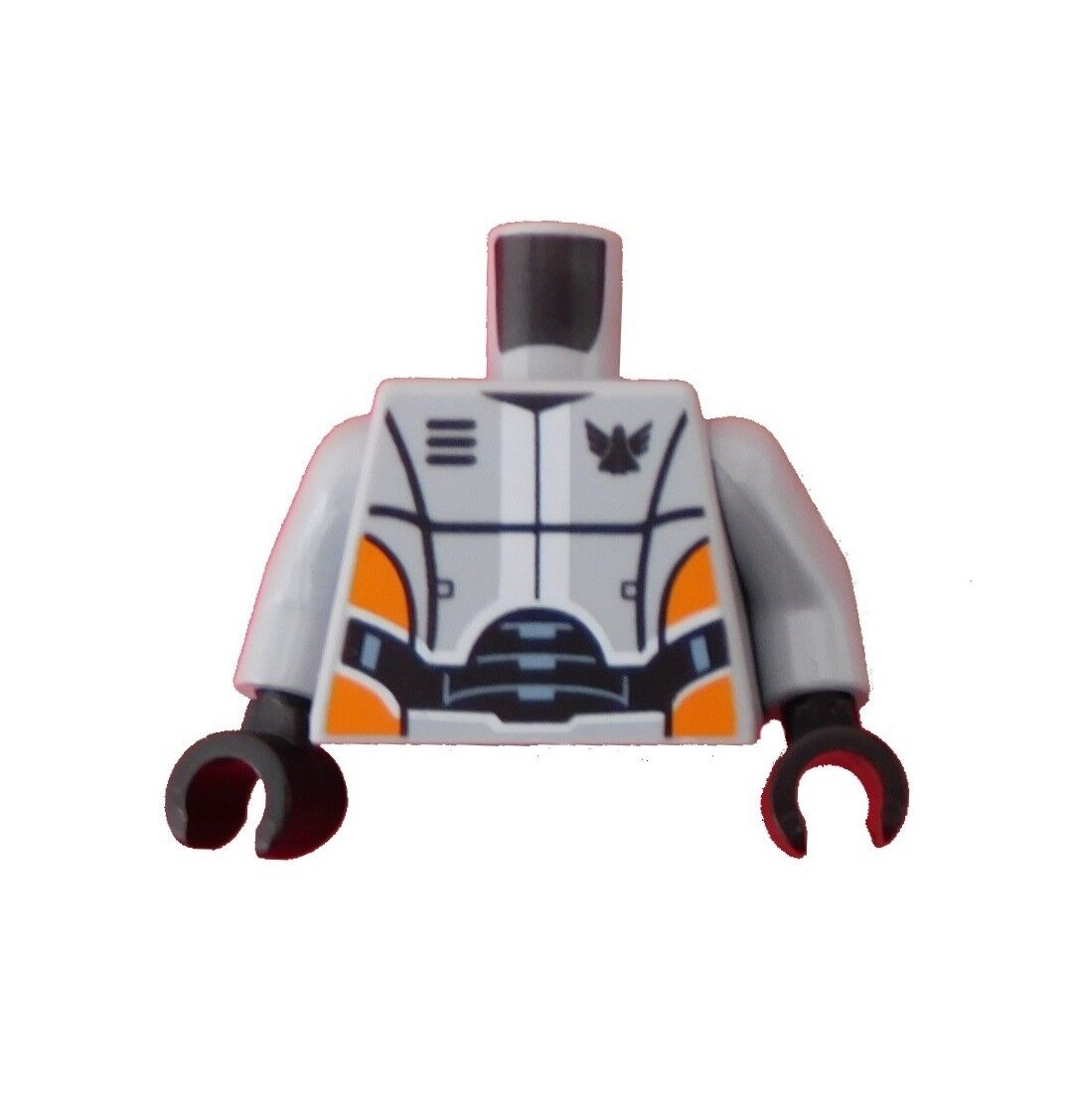 LEGO® 10x City Torso Oberkörper Upper Part für Figur NEU