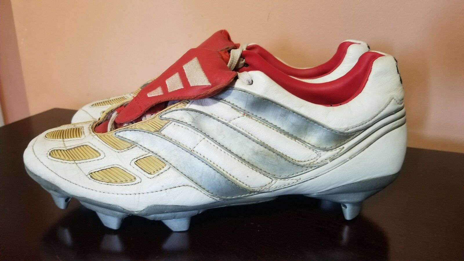 Adidas Prossoator Precision Mania SG soccer scarpe football Cleats US 11
