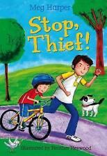 Stop, Thief! (White Wolves: Familiar Settings) - New Book Harper, Meg