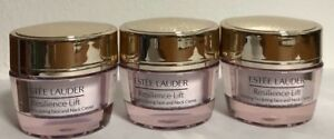 3-15ml-Estee-Lauder-Resilience-Lift-Firming-Sculpting-Face-amp-Neck-Creme-SPF15-NEW
